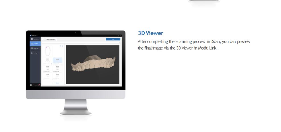 Medit i500 Intraoral Scanner - Young's Dental